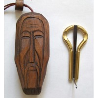 Altai jaw harps.