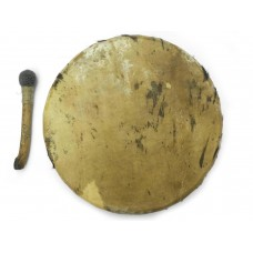 Round shamanic drum 45 cm Pilgrim workshop