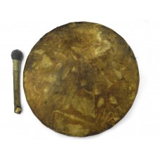Round shamanic drum 50 cm Pilgrim workshop