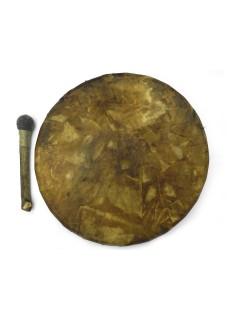 Round shamanic drum 50 cm Pilgrim workshop